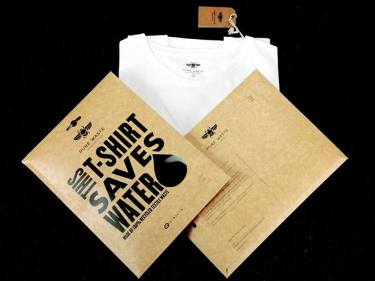 A creative t shirt packaging story screen printing for Unique t shirt packaging ideas