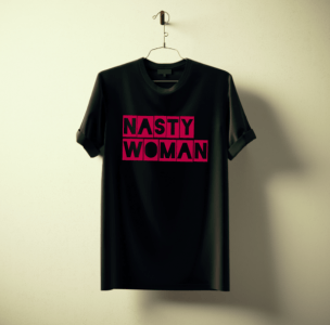 One of a few designs available from www.nastywoman.co